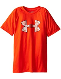 Under Armour Tech Big Logo T-Shirt Junior für Kinder