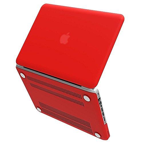 ibenzer-copertura-in-plastica-duro-di-serie-soft-skin-per-13-macbook-pro-133-a1278-con-cd-rom-red-mm