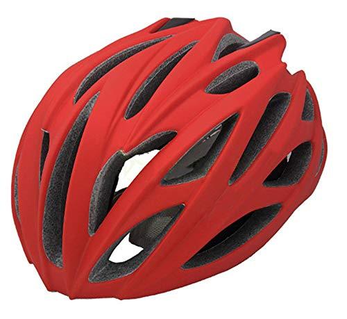 Fire wolf: Road Mountain Bike Riding Un Casco de Bicicleta, Casco integrado Riding cap Light Frame,