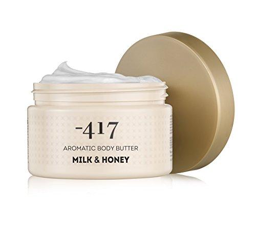 Minus 417 Dead Sea Cosmetics – Aromatic Body Butter-Milk & Honey