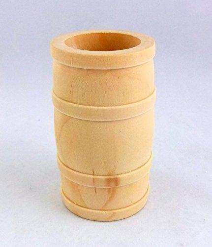 Preisvergleich Produktbild Puppenhaus - 1:12 Maßstab Gartenzubehör - Regentonne