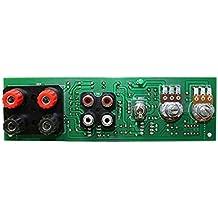 q-baihe salida de filtro de paso bajo subwoofer Panel frontal (Mono)