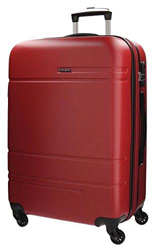 Movom Matrix Maleta, 79 cm, 110 Litros, Rojo