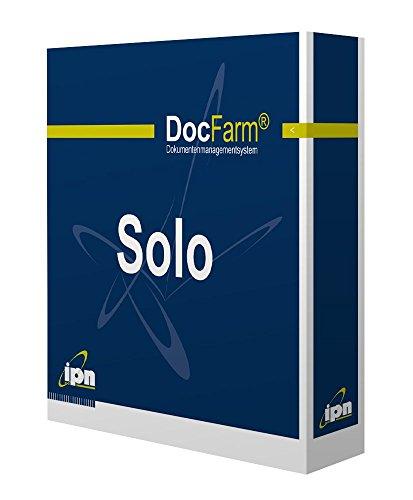 DocFarm® Solo 50 Dokumentenmanagementsystem DMS-System