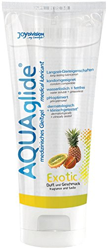 Joydivision AQUAglide Exotik Gleitgel, 100 ml