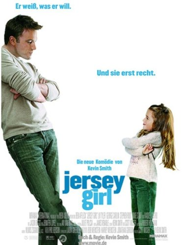 Jersey Girl [dt./OV] (Entfernt Jersey S/s)