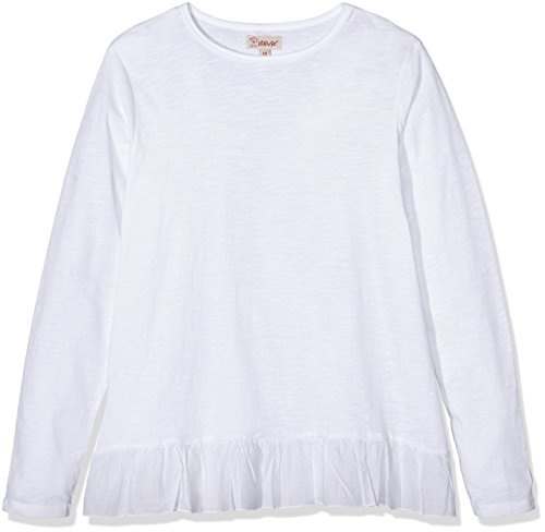 VITIVIC Grecia Blanca T-Shirt, 14 Ans Bébé Fille