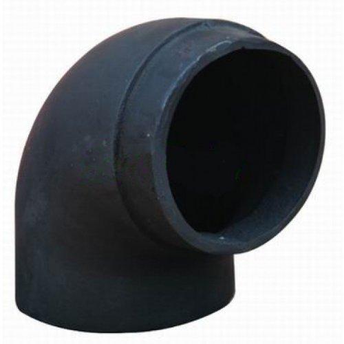 In ghisa, nero opaco, 5 cm/15,24 (6