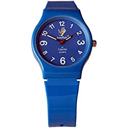 booRah® Clockies CLK4B Blue Face Watch