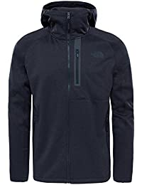 The North Face M Canyonlands Hoodie Sudadera, Hombre, TNF Black, XS