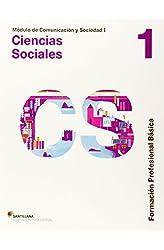 Descargar gratis COMUNICACION Y SOCIEDAD I CIENCIAS SOCIALES 1 FPB en .epub, .pdf o .mobi