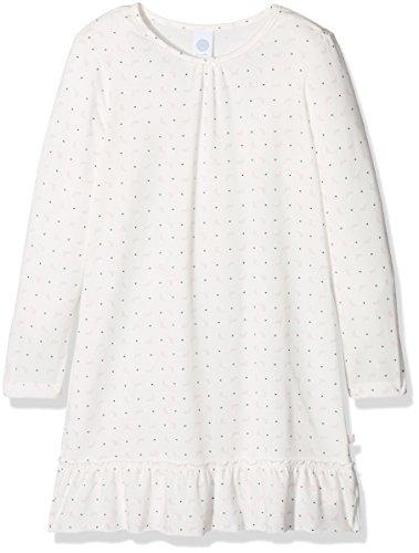 Sanetta Mädchen Nachthemd 232068, Beige (Broken White 1427), 140
