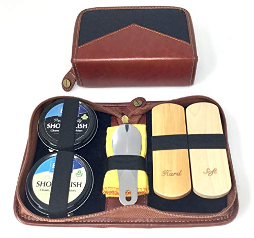 Shoe Shine Kit, Premium Quality ...