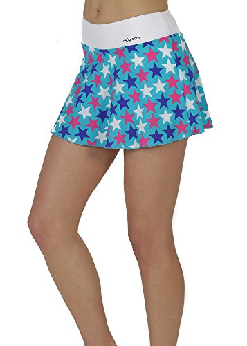 a40grados Sport & Style mfstarlt Rock, Skirt XS Bunt Preisvergleich