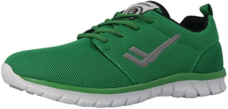 Killtec deporte de los hombres y de ocio zapatos nilas 28728-00700 verdes, Gr. 41-46