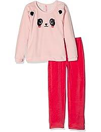 Lina Pink Bf.Bamboo.Pyv.Mz, Ensemble de Pyjama Fille