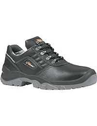 U-Power Zapato de seguridad en ISO 20345 S2 Src Tongue Talla 43 piel de