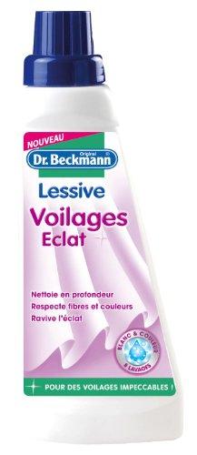 Dr.Beckmann - Lessive Voilages Eclat - 500 ml - Lot de 2