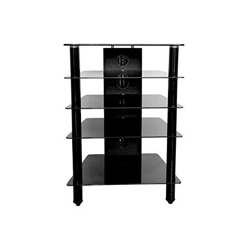 MMT Möbel Designs hfblk610starr schwarz -