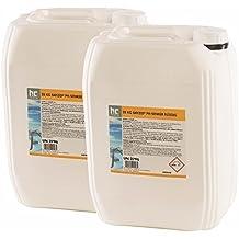 54ef8d413abb Livraison GRATUITE. 5 étoiles sur 5 3 · Höfer Chemie GmbH 2 x 28 kg  pH-moins liquide - pour piscines - FRAIS
