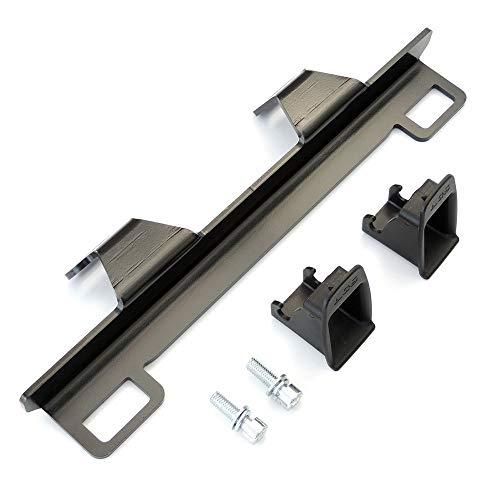 Universal Autokindersitz Rückhalteanker Montage Kit für ISOFIX Gurtverbinder für Audi A4 A6
