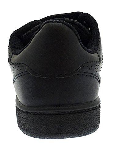 LD Outlet , Mädchen Sneaker Schwarz schwarz Schwarz