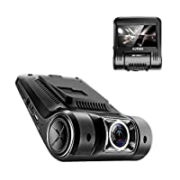 AUFIKR D5 Dash Cam 1080P Wifi Dashboard Camera 170°Wide Angle Full HD Car Camera Recorder with Loop Recorder WDR G-sensor and Motion Detection