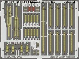 Eduard Accessories 49037 Modellbauzubehör CH-47 Chinook Sicherheitsgurte für Italeri Bausa Preisvergleich