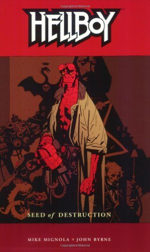By Mike Mignola - Hellboy Volume 1: Seed of Destruction: Seed of Destruction v. 1 (Hellboy (Dark Horse Paperback)) (New edition)