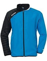 Kempa DHB chaqueta de presentación, color Azul - azul, tamaño S