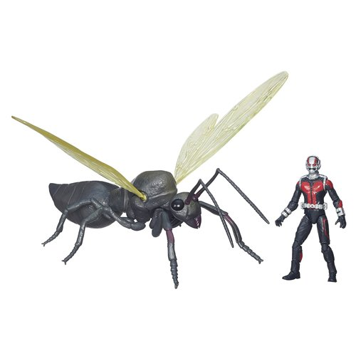 Marvel Avengers – Infinite Series – Ant-Man Figur (ca. 9cm) [UK Import]