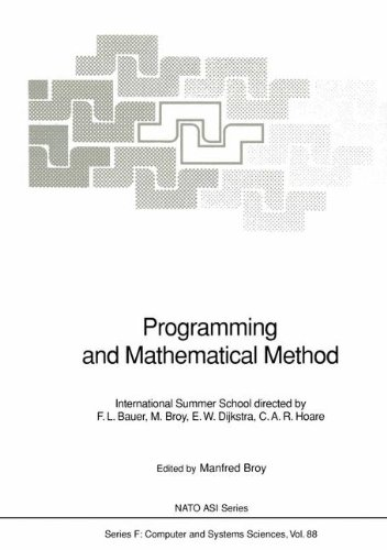 programming-and-mathematical-method-international-summer-school