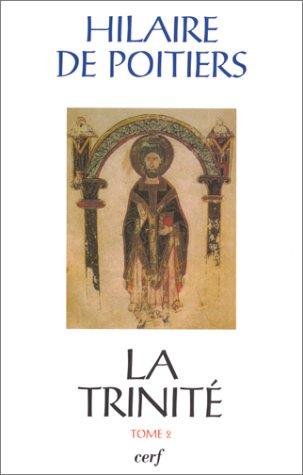 Sources chrétiennes, numéro 448 : La Trinité, tome 2