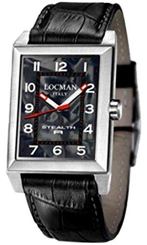 Locman 024100MKNWH2PSK_wt Reloj de pulsera unisex
