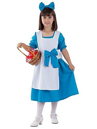 Imagen de disfraz alicia en el país de las maravillas niña  único, 11 a 13 años