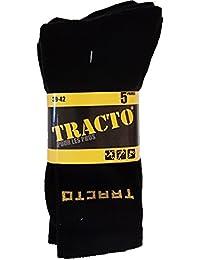 SOCKS Men's Calf Socks black black