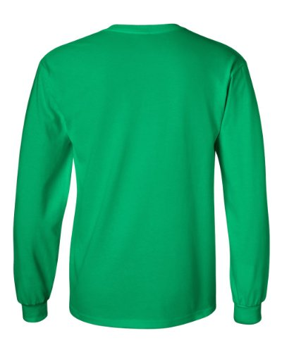 Pirate Booty auf American Apparel Fine Jersey Shirt Irish Green