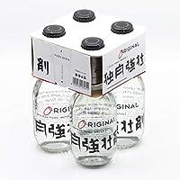 6 x Pack de 4 unidades Original Yuzu Premium Tonic Water 24u