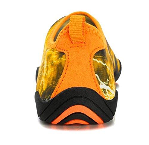 Leggero nuoto Athletic Air Cushion Monk-cinghie in esecuzione respirabile PE palestra addestramento comodo scarpe da uomo UE taglia 38-45 black cyclone