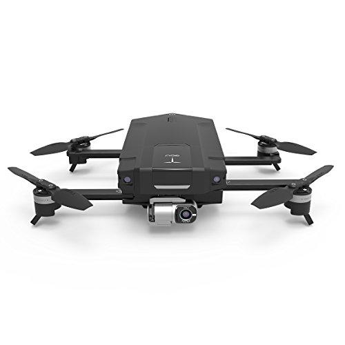 GDU – O2 Drohne Quadrocopter mit kamera mini drohne selfie drohne mit 4K HD Kamera Live View System (4K Video Auflösung, Vision Positioning System, Smart Shot, 3-Achsen-stabile Video, 1 KM HD Video Übertragung, völlig tragbar, Hindernis Vermeidung) (O2 Mini)