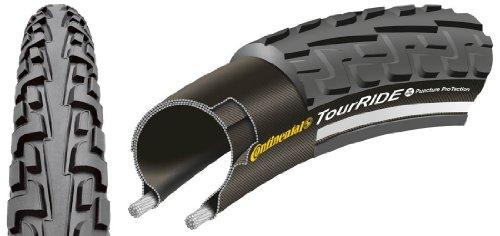 Continental Trekking und City- Reifen TourRide Reflex, black reflex, 42-622, 125628