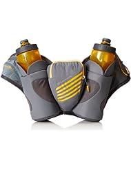 Nathan Vapour Elite 2 - Riñoneras de running, color gris, talla One Size