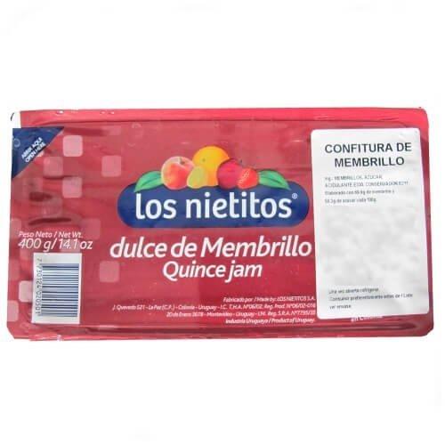 Il Nietitos - marmellata di mele cotogne - Quince