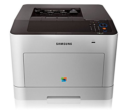 Samsung CLP-680DW/SEE Farblaser-Drucker (mit Mobile-Print via NFC)