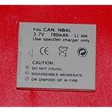 SATKIT Batería compatible CANON NB-4L