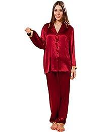 d880d6335e219 Suchergebnis auf Amazon.de für  Seide - Schlafanzüge   Nachtwäsche ...