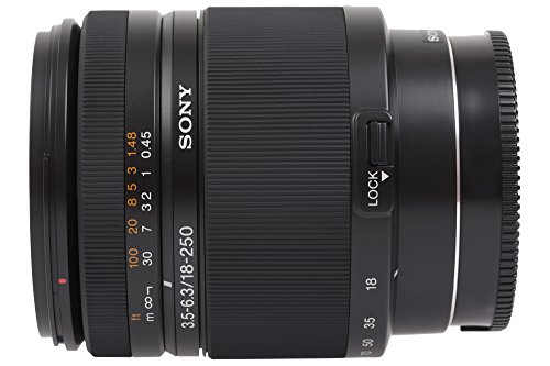 Bild 10: Sony SAL18250 18-250mm Super-Zoom-Objektiv (F3,5-6,3, A-Mount APS-C, geeignet für A77, A68, A58 Serien)
