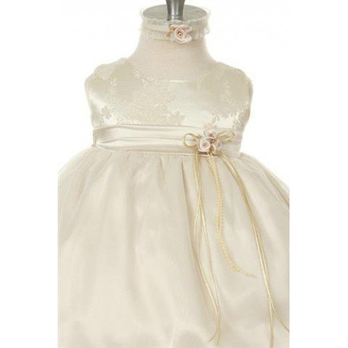 NeedyBee Metallic Jacquard Dress Formal Party Dress