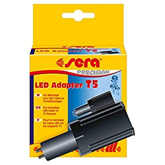 sera 31071 LED Adaptor T5 2 ST, Brackets for LED tubes
