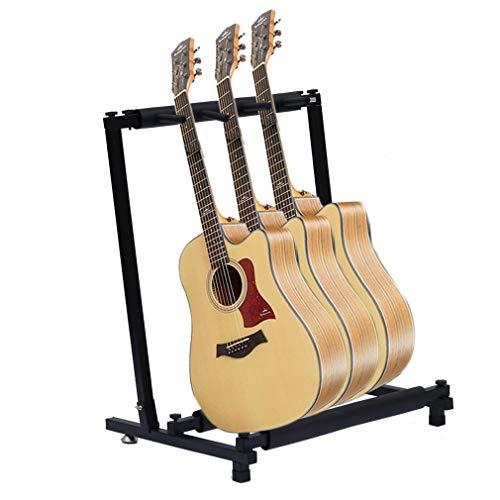 Gitarrenständer 3-fach Multi-Git...